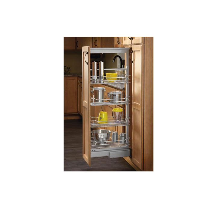 Pull Out Pantry Hardware: REV-A-SHELF Soft Close Pull Out Pantry 5700 Series